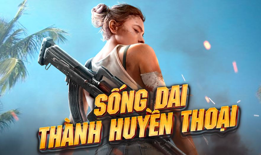 Garena Free Fire game sinh tồn trên Mobile đã chính thức ra mắt game thủ Việt Nam