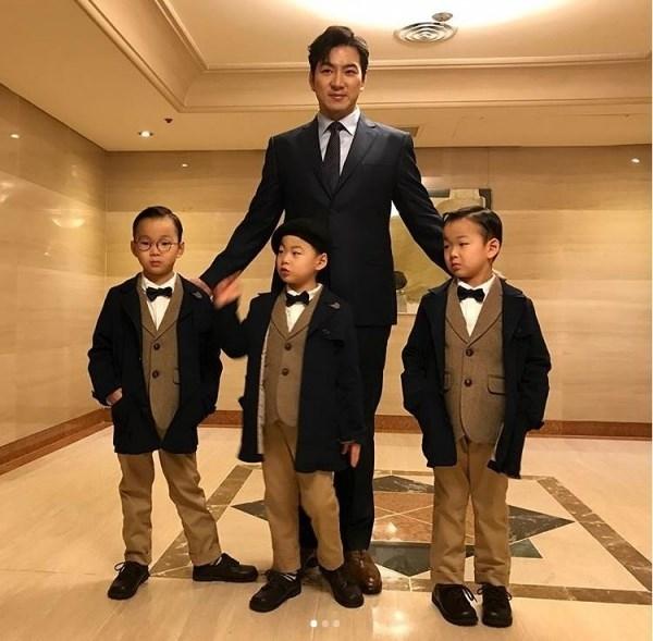 Bố Song Gook thương nhớ, 3 ỉn con Daehan, Minguk, Manse giờ đã lớn như thế  ...