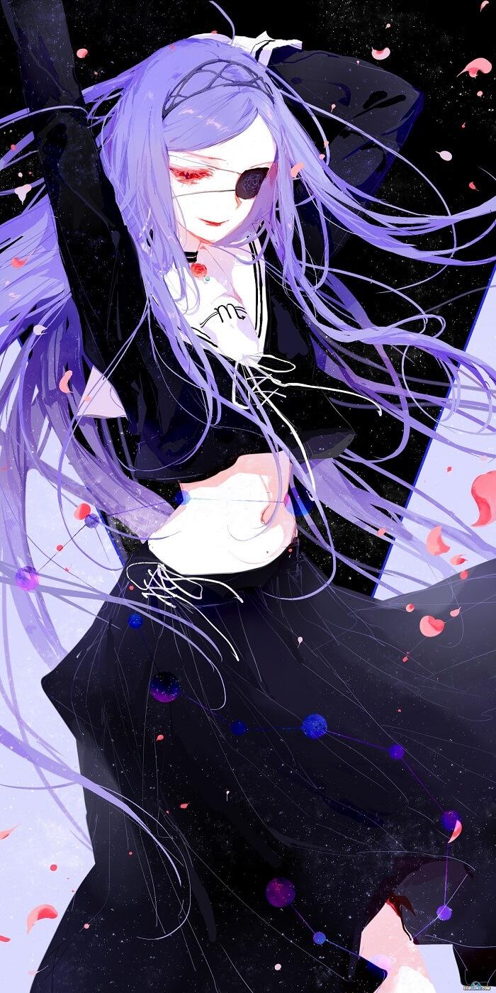 Khi 12 cung hoàng đạo trở thành những cô nàng anime đầy quyến rũ và bí ẩn
