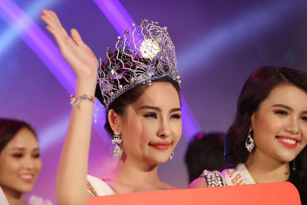 Hoa hậu Đại dương Lê Âu Ngân Anh chính thức bị tước vương miện - ảnh 2