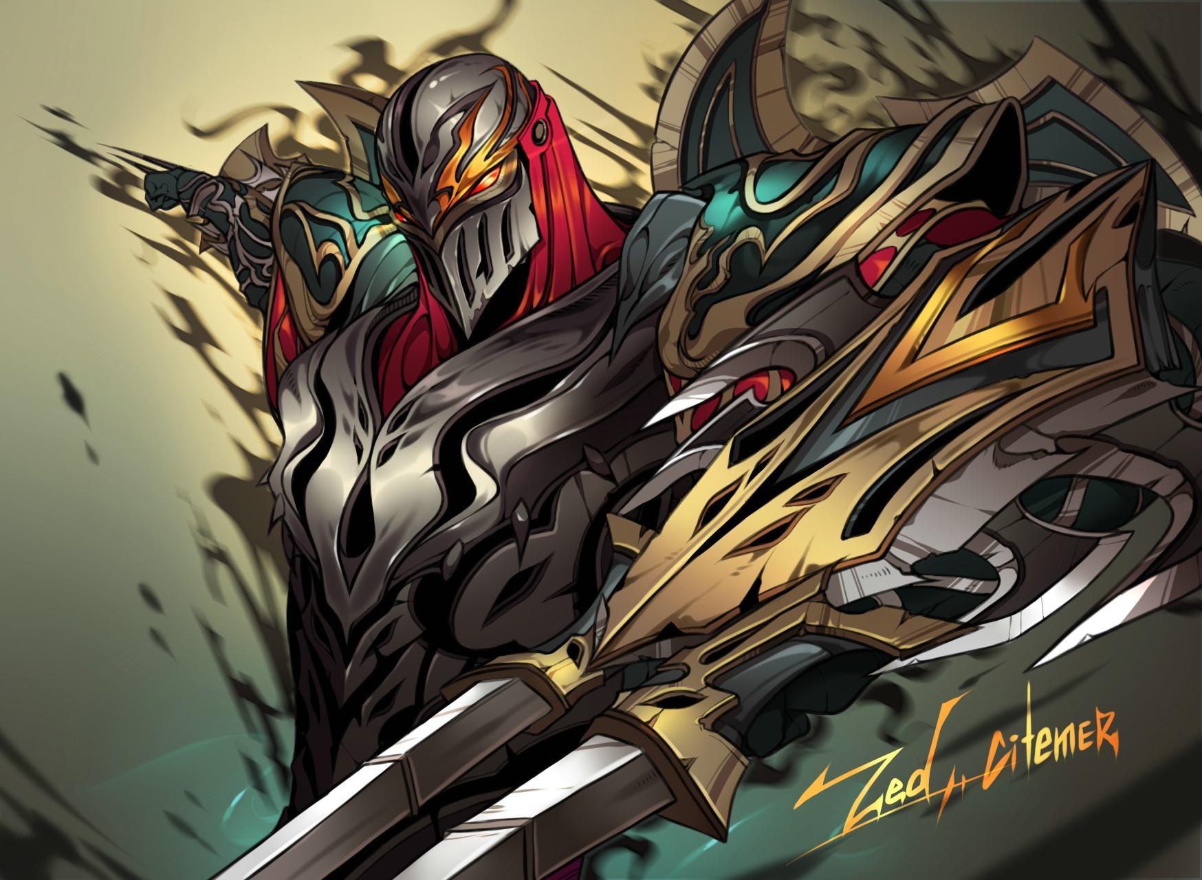 LMHT: Hướng dẫn chơi Zed - Chúa Tể Bóng Tối để trở thành bá chủ đường giữa