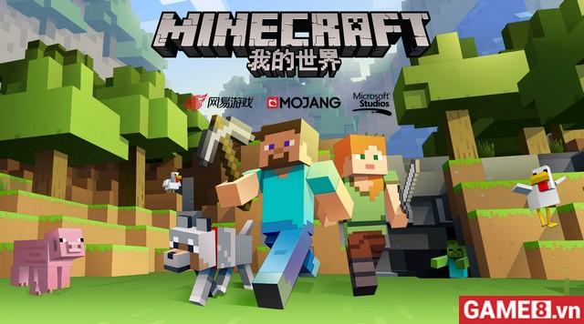 Bất ngờ khi Minecraft Mobile đưa hẳn thế giới của Âm Dương Sư vào game - ảnh 1