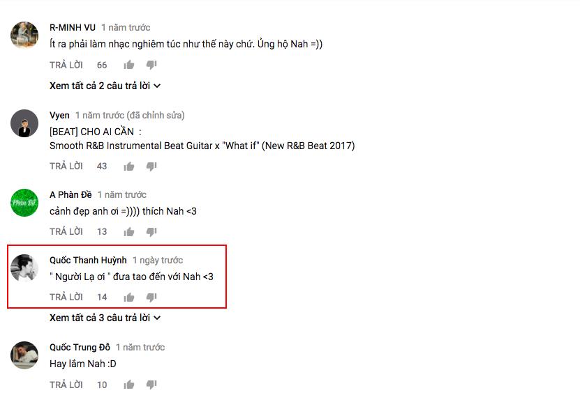 Sốc: MV Người lạ ơi của Karik bị tố đạo nhái trắng trợn ca khúc của Nah từ năm 2016 - ảnh 3