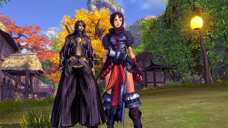 Các chủng tộc trong game Blade & Soul Việt Nam