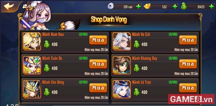 OMG 3Q ra mắt đợt cập nhật mới: Liên Đấu Đỉnh Phong