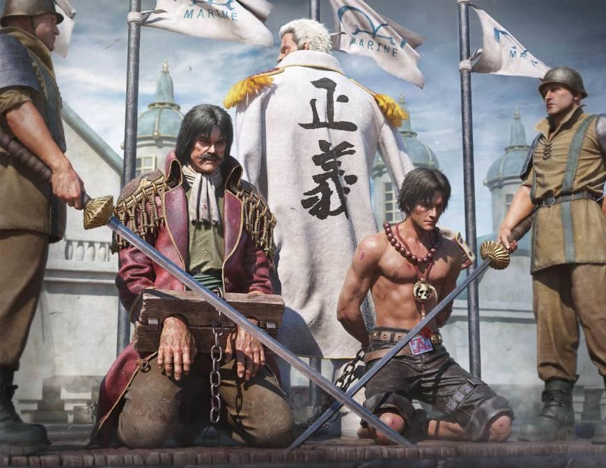 Loạt tác phẩm One Piece bước ra đời thực đẹp không chê vào đâu được - ảnh 13