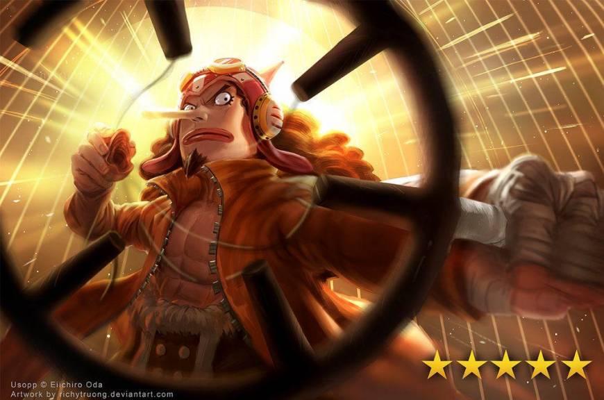Loạt tác phẩm One Piece bước ra đời thực đẹp không chê vào đâu được - ảnh 16