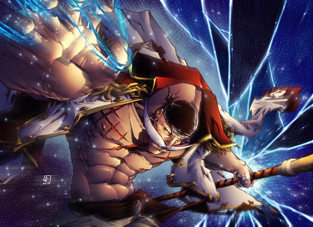 Loạt tác phẩm One Piece bước ra đời thực đẹp không chê vào đâu được - ảnh 3