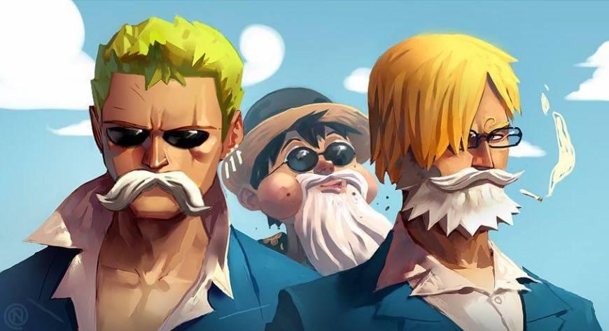 Loạt tác phẩm One Piece bước ra đời thực đẹp không chê vào đâu được - ảnh 6