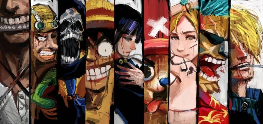 Loạt tác phẩm One Piece bước ra đời thực đẹp không chê vào đâu được - ảnh 9