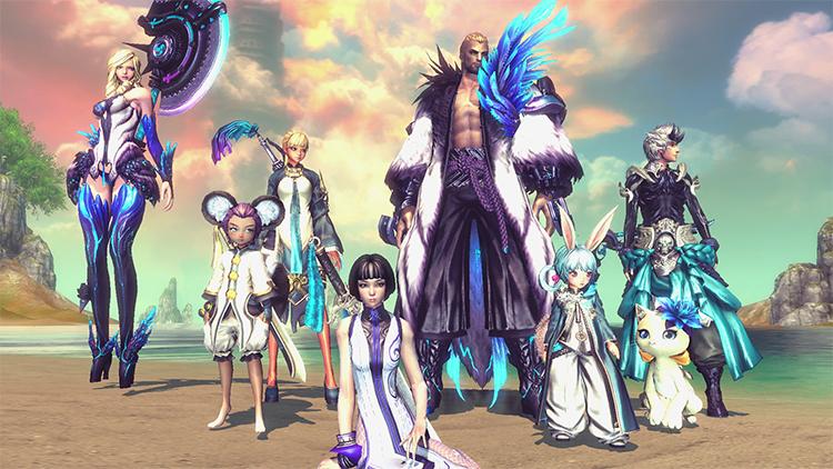 Các Bang phái trong Blade and Soul và cách lựa chọn Bang phái