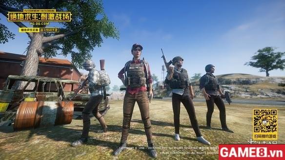 PUBG Army Assault và PUBG Thrilling Battlefield  2 phiên bản PUBG Mobile chính chủ này có gì giống và khác nhau