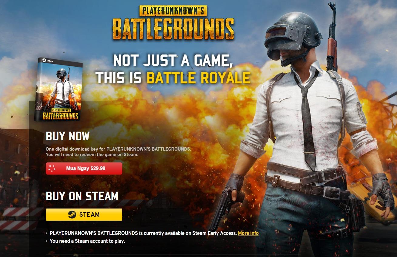 Cảm phục đại gia đầu tư hơn 10 tài khoản Playerunknowns Battlegrounds miễn  phí phục vụ ...