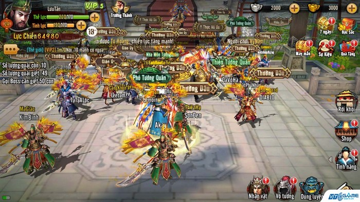 Quan Vân Trường mobile sắp tung ra bản update lớn với nhiều tính năng mới hấp dẫn