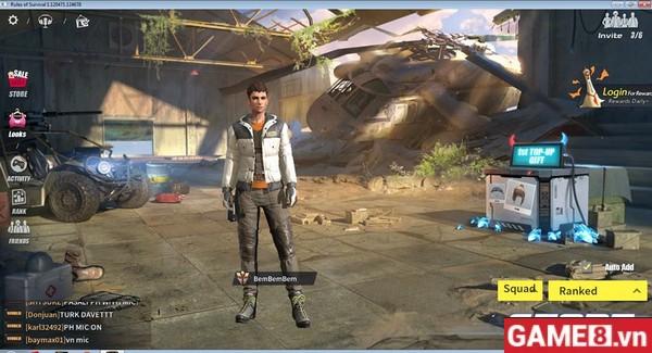 Nếu PUBG Mobile ra mắt, bạn có nghĩ Rules of Survival vẫn là game sinh tồn được CHƠI NHIỀU NHẤT??? - ảnh 5