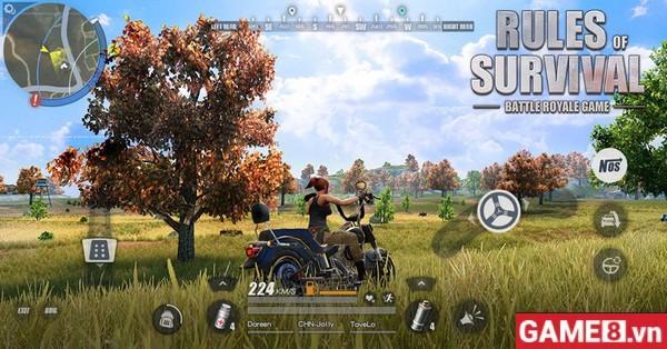 Có thêm bản dành cho PC Rules of Survival của NetEase chẳng khác nào bản PUBG online chuẩn FREE