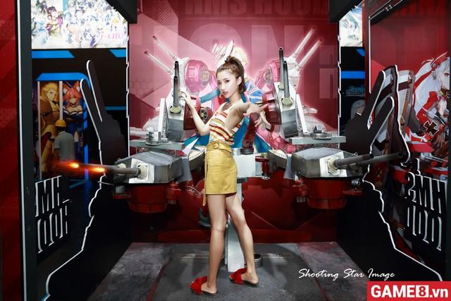ChinaJoy2017: Cận cảnh dàn showgirl