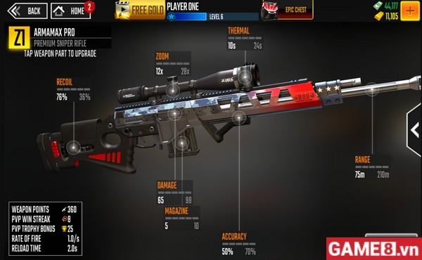 Sniper Strike: Special Ops - Game bắn súng cực sôi động vừa