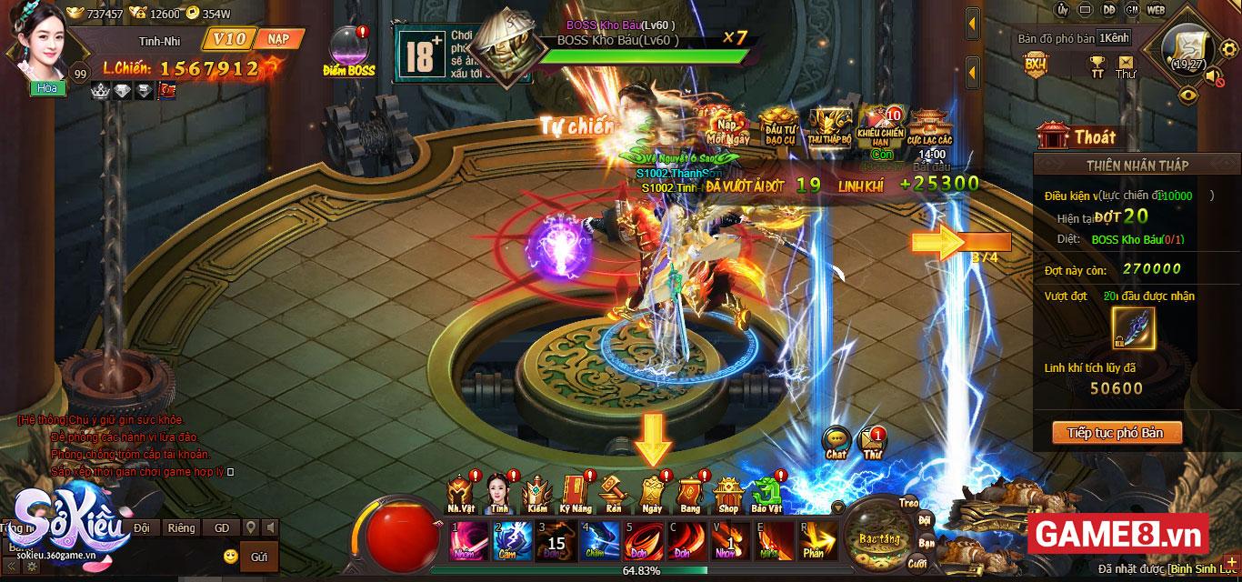 Webgame Sở Kiều – 360Game tung ảnh Việt Hóa, sẵn sàng ra mắt trong tháng 1