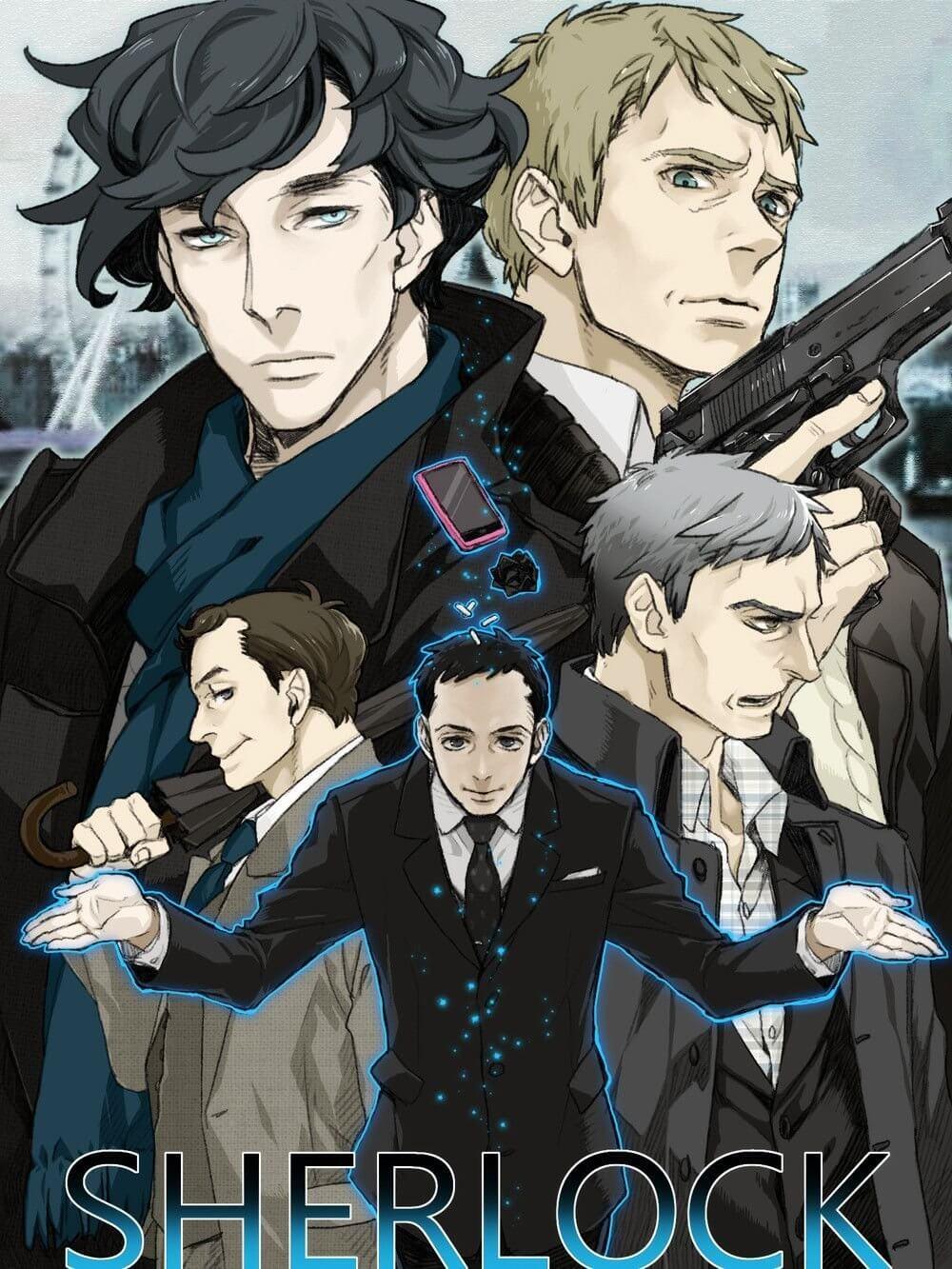 Khi các tác phẩm Hollywood kinh điển được chuyển thể thành anime Nhật Bản