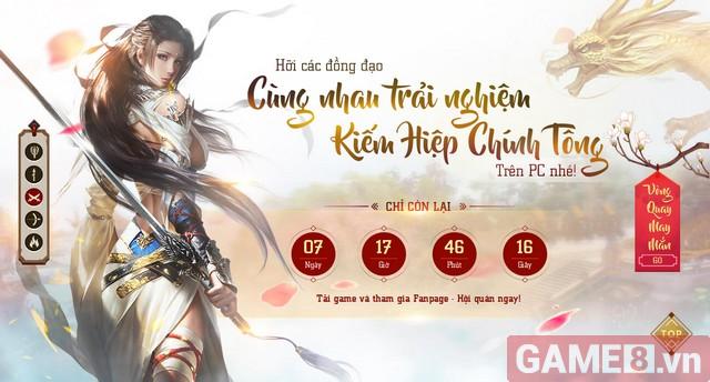 Tung teaser công bố lộ trình ra mắt Binh Khí Phổ sẵn sàng khuấy đảo giang hồ
