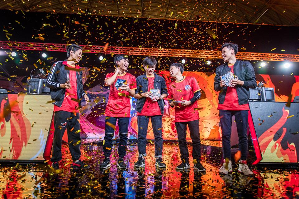 LMHT: Quyết tâm lật đổ Việt Nam, Thái Lan đem tới All-Star