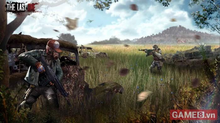 The Last One Mobile: Game bắn súng sinh tồn Battlegrounds trên mobile giống hệt trên PC