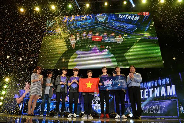 LMHT: Việt Nam đại diện cho GPL tham dự All-Star 2017 tại Hoa Kì với ...