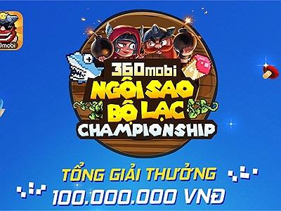 VNG chính thức khởi tranh giải đấu 360mobi Ngôi Sao Bộ Lạc Championship