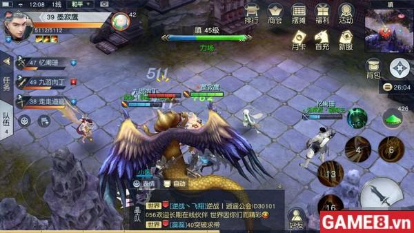Siêu phẩm nhập vai Trấn Ma Khúc Mobile của NetEase đã được mua bản quyền phát hành tại Việt Nam
