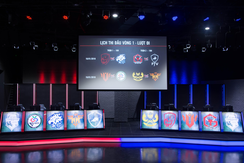 LMHT: Họp báo công bố giải đấu VCS Mùa Xuân 2018 - ảnh 13