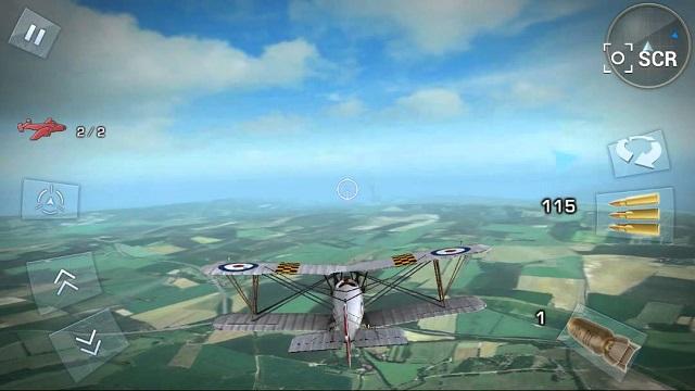 War Wings - Game không chiến cực kỳ hấp dẫn trên mobile sắp ra mắt trên toàn thế giới
