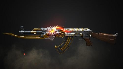 Hệ thống súng VIP của Đột Kích làm mãn nhãn game thủ