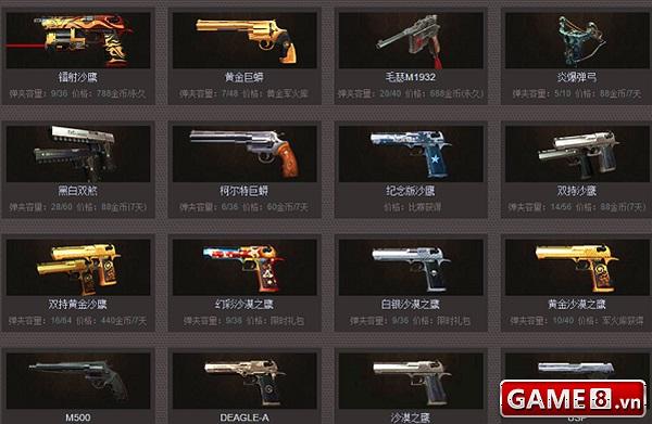 Webgame bắn súng Sinh Tử Thư Kích sẽ có tên Việt hoá là Truy Kích?