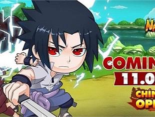 Naruto Đại Chiến Mobile cho tải về - open beta ngày 11/03