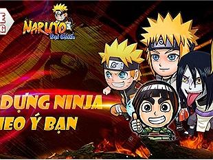 Game thủ nói gì về Naruto Đại Chiến Mobile?