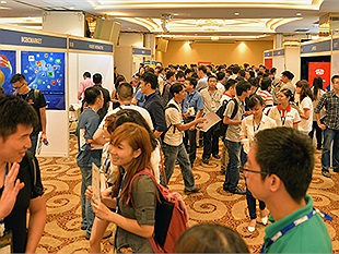 Hội thảo Mobile Game Asia 2015, lực đẩy cho game mobile Việt