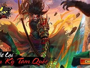 """Trải nghiệm Tam Quốc Chí Tôn ngày ra mắt - Webgame đầu tiên """"KHÔNG HÚT MÁU"""""""