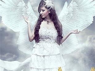 """Hotgirl LMHT cosplay """"thiên thần – ác quỷ"""" tặng Lục Địa Hoàn Mỹ trước ngày ra mắt"""